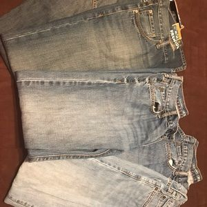 5 pairs of Old Navy Jeans